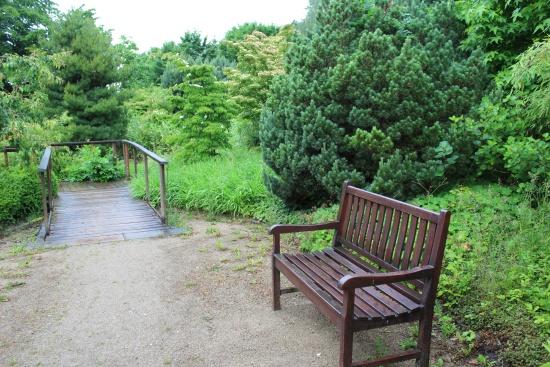 Ruhezonen im Garten