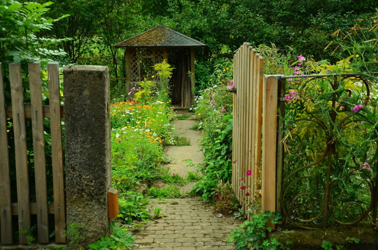 Gartenhaus in Elementbauweise