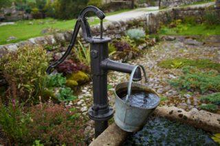 Garten im Alter